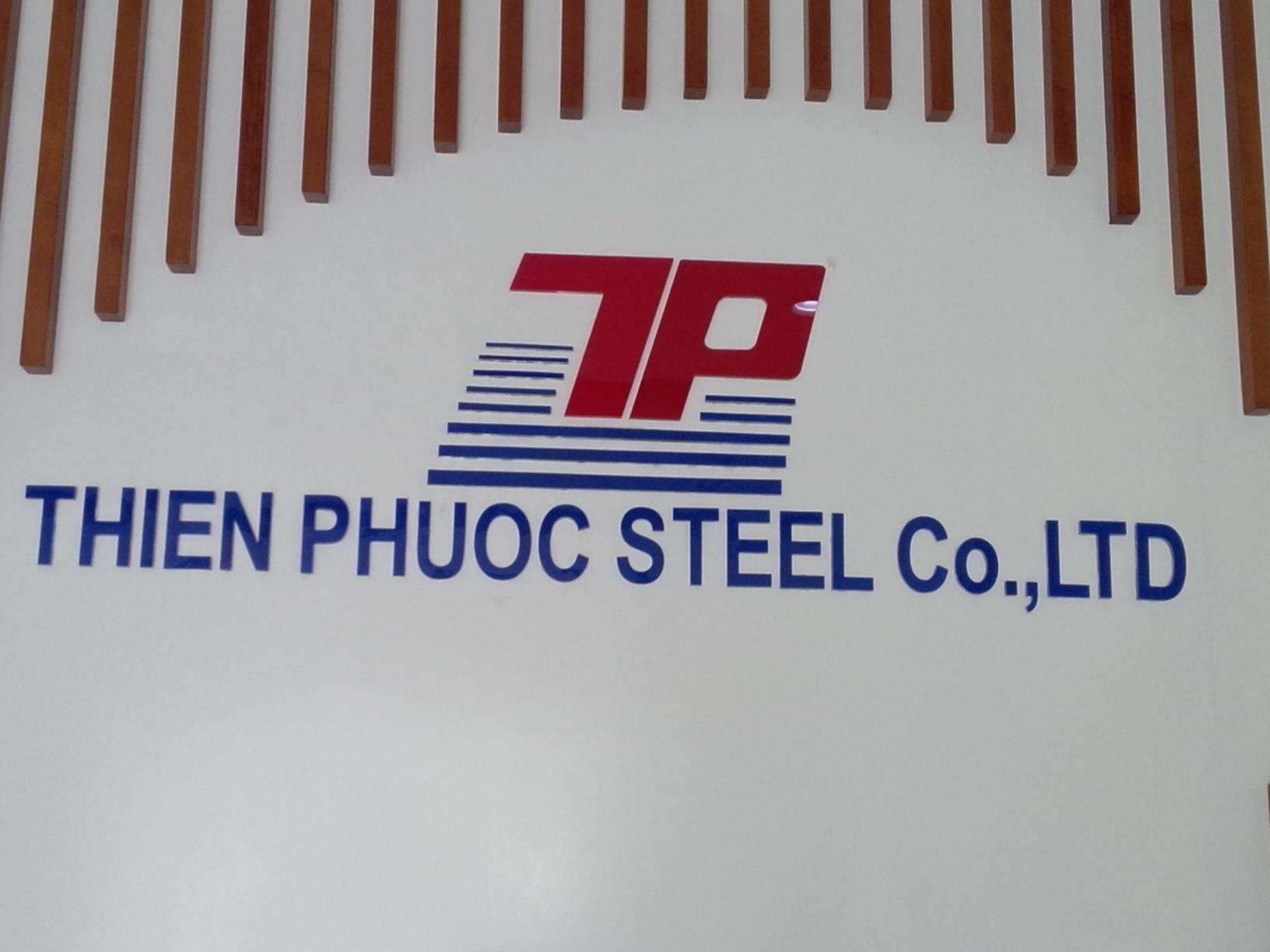 Cong ty TNHH thép Thien Phuóc
